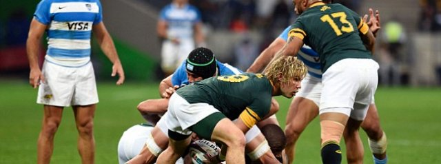 Premiership stars guide the Springboks to bonus point win