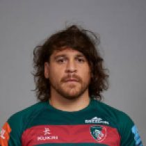 Gaston Cortes Leicester Tigers