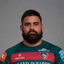 David Feao Leicester Tigers