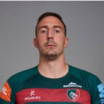Will Spencer Leicester Tigers