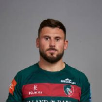 Adam Thompstone Leicester Tigers