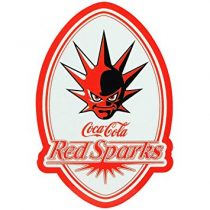 James Marshall Coca-Cola Red Sparks