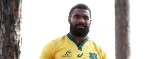 Koroibete re-signs with Rugby Australia and the Rebels