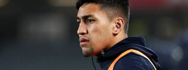 Rieko Ioane set to sign new NZ Rugby deal
