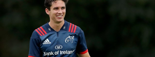 WATCH: Joey Carbery scores INCREDIBLE try for Munster