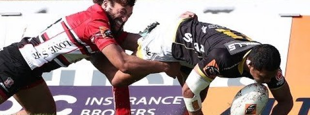 Mitre 10 Cup HIGHLIGHTS: Counties Manukau v Wellington