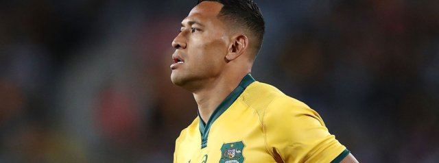 WATCH: Israel Folau beats 6 players to score a superb try