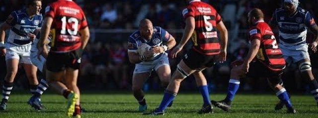 Mitre 10 Cup HIGHLIGHTS: Canterbury v Auckland
