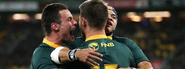 Rugby Championship Team of the Week - Round 4