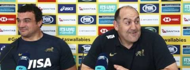 Mario Ledesma and Creevy's post match reaction