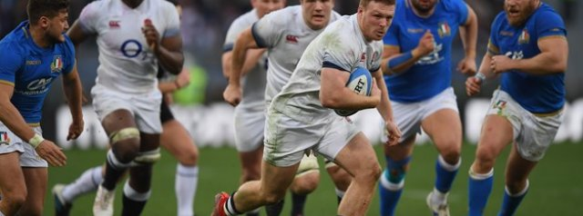 Rob Baxter on what Sam Simmonds is missing in Eddie's eyes