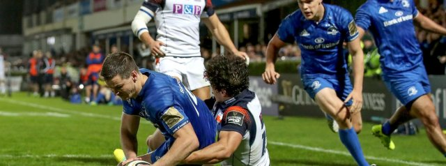 Leinster Rugby v Edinburgh - Top Performers