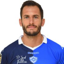 Julien Dumora rugby player