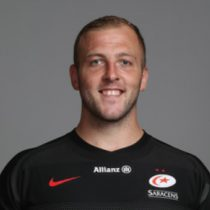 Hayden Thompson-Stringer Saracens