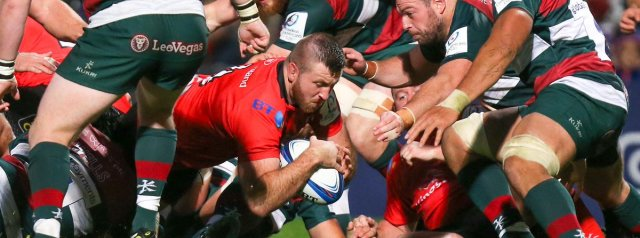 WATCH: Five Main Plays from Champions Cup Saturday