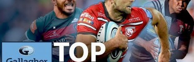 Top Tries So Far | Rounds 1-6 | Gallagher Premiership