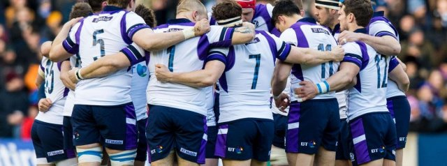 Three uncapped players named in Scotland's November Test Squad