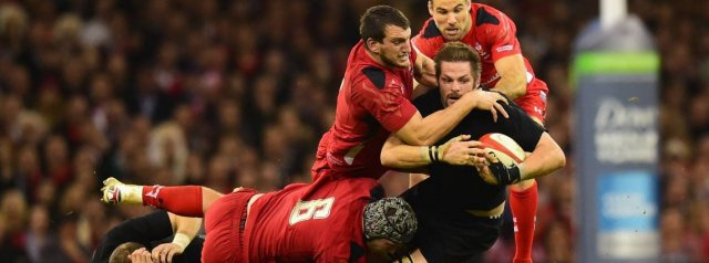 Why Sam Warburton never asked for Richie McCaw's jersey