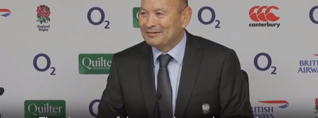 WATCH: Eddie Jones explains Cipriani's Omission