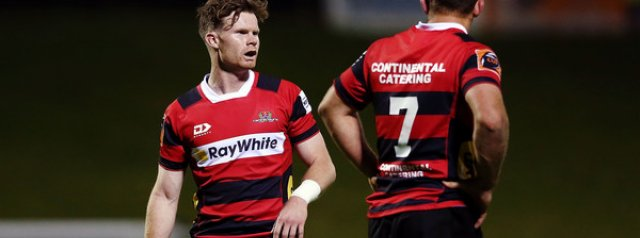 Captain fantastic Mitchell Drummond leads Canterbury to the final