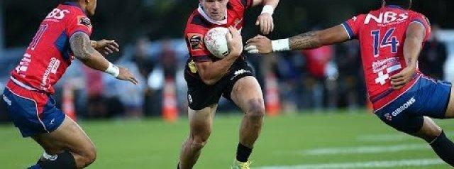 SEMIFINAL HIGHLIGHTS: Tasman v Canterbury - 2018