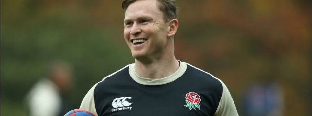 Three Changes to England's starting XV to face the All Blacks