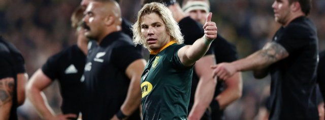 Experienced trio return for Springboks