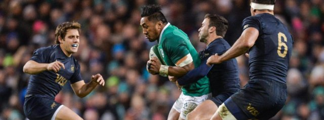 Joe Schmidt unsure how to fit midfield trio in
