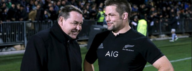 Joe Schmidt should be in the All Blacks coaching mix - McCaw