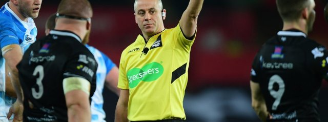 Referee John Lacey to retire from test officiating