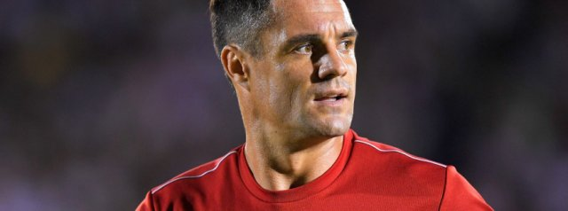 Dan Carter backs Japan to reach RWC knockouts
