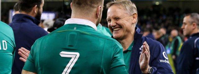 Joe Schmidt: Next two matches key for Ireland's World Cup chances