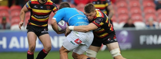 Clarke's Defence Proves Worthy