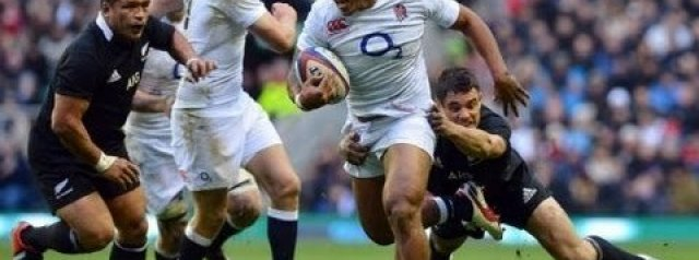 The last time England beat the All Blacks