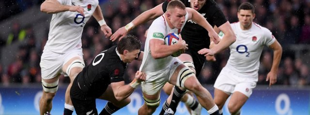 Player Ratings: England vs. New Zealand