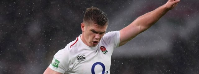 Farrell not too disheartened by England loss