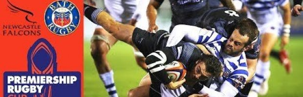 Premiership Rugby Cup Highlights: Newcastle Falcons v Bath Rugby