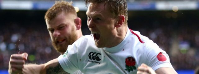 Eleven Changes to the England's starting XV to face Japan