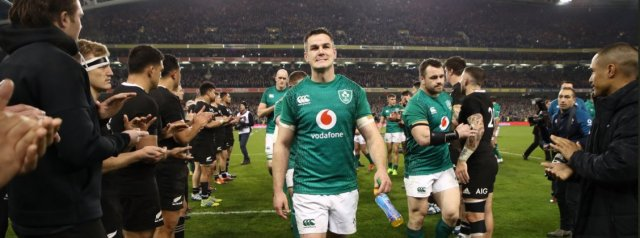 Player Ratings: Ireland vs. New Zealand