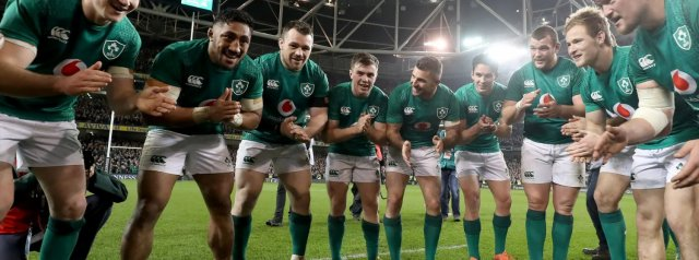 How the papers reacted to Ireland's win over the All Blacks