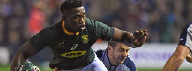 Siya Kolisi cautioned for headbutt