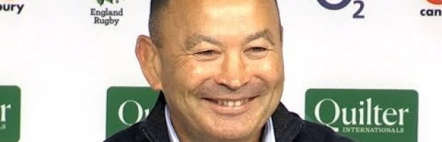 Eddie Jones & Dylan Hartley Post Match Press Conference