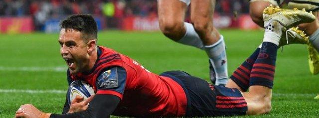 Munster win scrappy affair