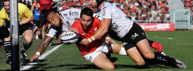 Champions Cup Top Performers