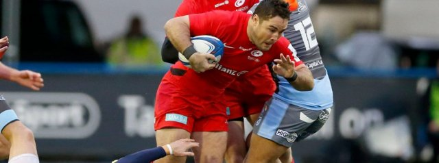 Toulouse and Saracens stay perfect in Champions Cup
