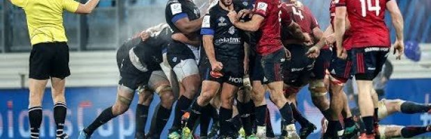 Champions Cup Highlights - Castres vs Munster