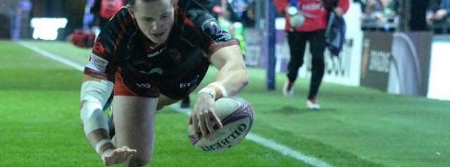 Friday's Challenge Cup Standout Performers