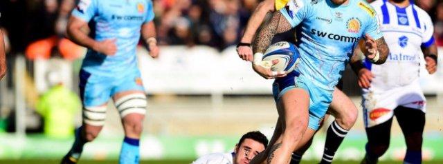 Nowell's Return Revives Exeter's Hopes