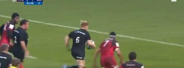 WATCH: Saracens Score Brilliant Try Straight Off The Training Pitch