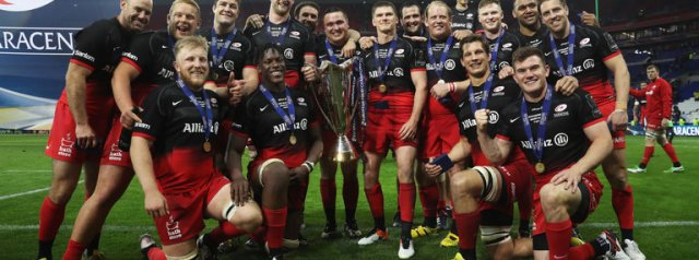 Can Saracens win the Champions Cup once more?